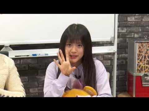【動画/実況】NMB48のしゃべくりアワー 20190305