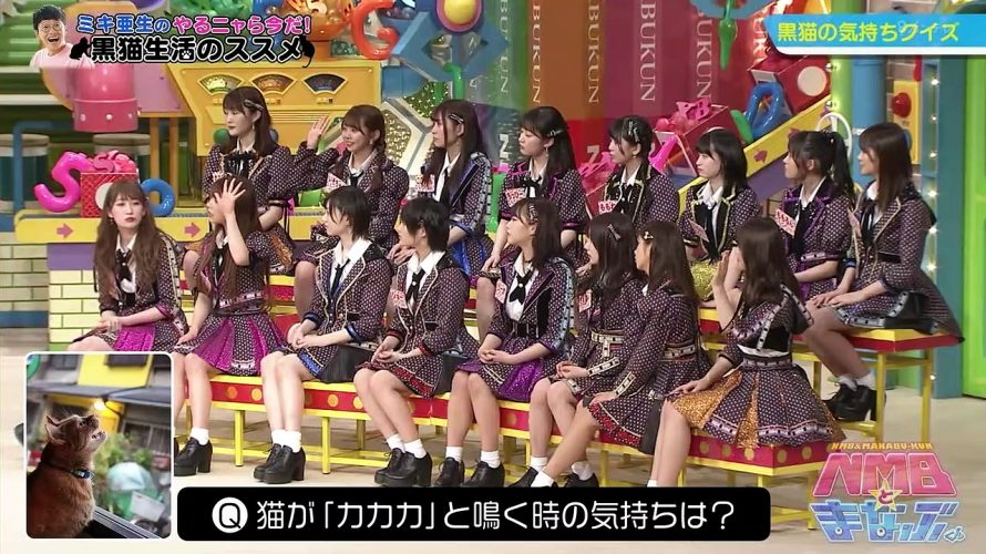 【動画/実況】NMBとまなぶくん 20190419
