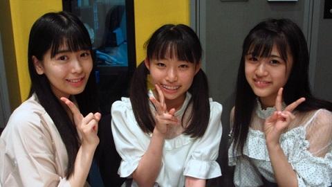 NMB48のじゃんぐる レディOh! 20190729