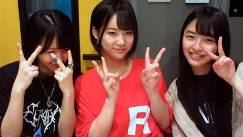 NMB48のじゃんぐる レディOh! 20190805