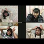 """NMB48の""""家から""""しゃべくりアワー 20200504"""