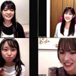 """NMB48の""""家から""""しゃべくりアワー 20200619"""