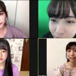 """NMB48の""""家から""""しゃべくりアワー 20200811"""