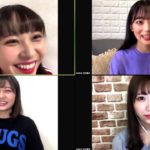 """NMB48の""""家から""""しゃべくりアワー 20200814"""