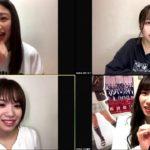 """NMB48の""""家から""""しゃべくりアワー 20201116"""