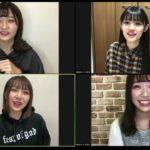 """NMB48の""""家から""""しゃべくりアワー 20201215"""