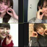 """NMB48の""""家から""""しゃべくりアワー 20210325"""