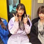 NMB48のじゃんぐる レディOh! 20191128