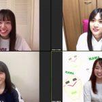 """NMB48の""""家から""""しゃべくりアワー 20200518"""