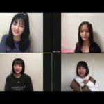 """NMB48の""""家から""""しゃべくりアワー 20200521"""
