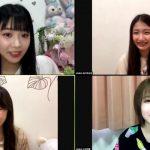 """NMB48の""""家から""""しゃべくりアワー 20200729"""