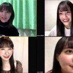 """NMB48の""""家から""""しゃべくりアワー 20201102"""