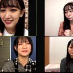 """NMB48の""""家から""""しゃべくりアワー 20201119"""